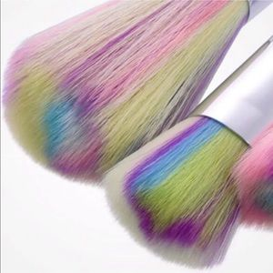 Other - Unicorn makeup brushes set of 10